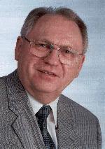 Ehrenbürgermeister Heinrich Blanke