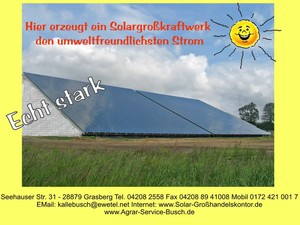 Solar-Grosshandels Kontor