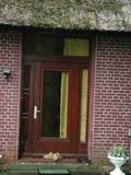 Eickedorfer Straße 1, Tür vorher