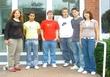 Maike Spatz, Emre Ertem, Daniel Vo�, Fabian Warnken, Christian Look und Nina Bispinghoff (von links)