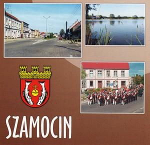 Polnischen Gemeinde Szamocin